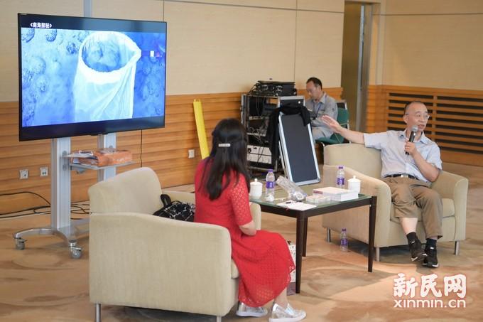 当全国科普日邂逅上海旅游节 上海科技馆上映两部科普大片