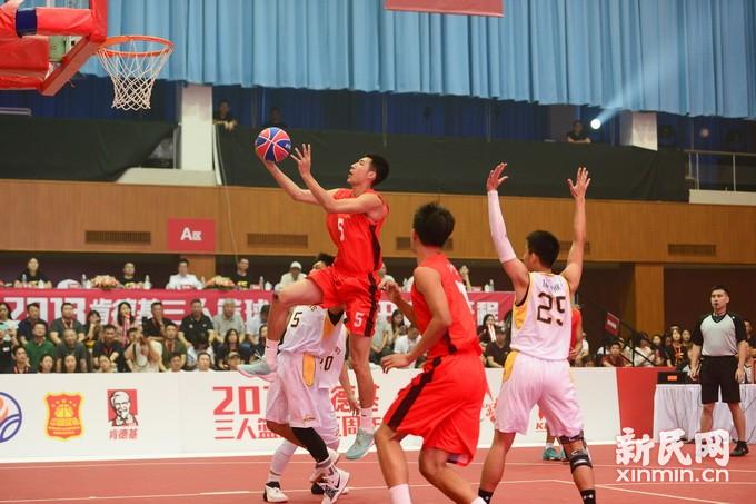 15周年使命不变,成就篮球少年荣耀之路