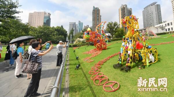 2018上海静安国际雕塑展