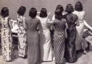 89年前的上海小姑娘,原来就已经这么时髦啦!