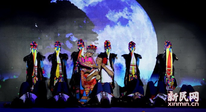 大美金山 曼舞世界