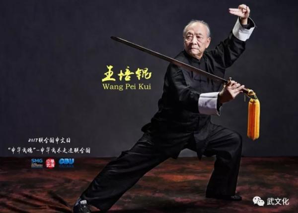 王培锟:太极竞赛套路并未丢掉传统