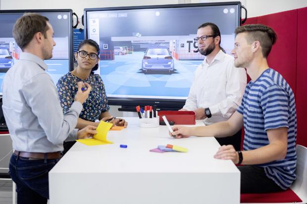 大众汽车将使用虚拟测试技术推进新型驾驶辅助系统的研发及生产