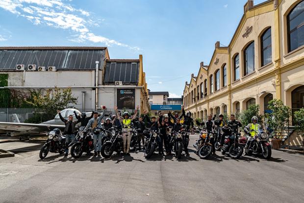 Moto Guzzi意大利骑行体验经典文化