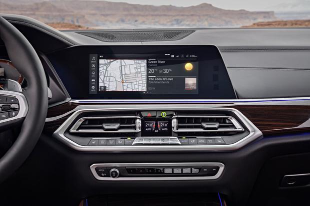 """BMW揭示全新控制概念并推出""""人格化""""助理"""