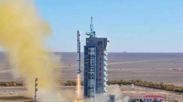 刚刚,我国成功发射遥感三十二号01组卫星