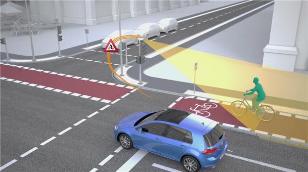 大众汽车品牌携手西门子 让交叉路口更加安全