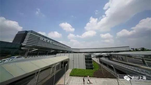 上海虹桥机场升级啦!国内首个全自助登机!