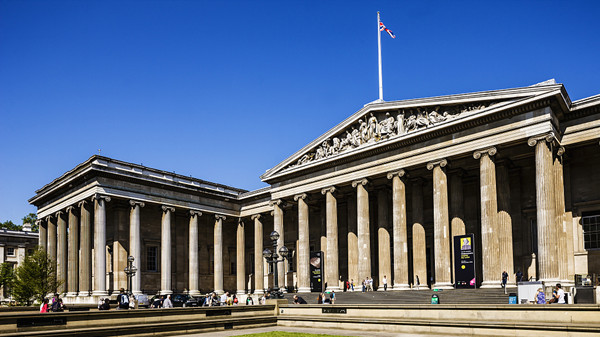 大英博物馆称不是每件藏品都是抢来的 网友:但大部分是