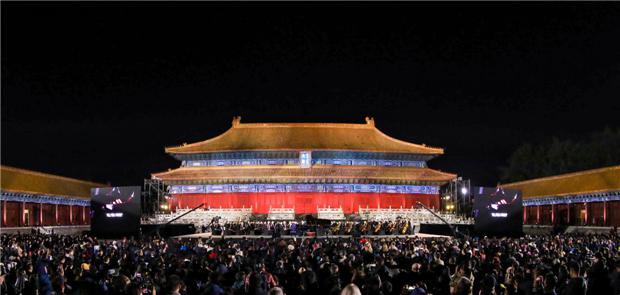 大众汽车集团(中国)倾力支持德意志留声机公司120周年庆典音乐会奏响太庙