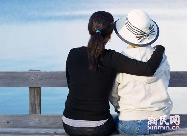 晨读 | 重阳节,从不与母亲争对错做起