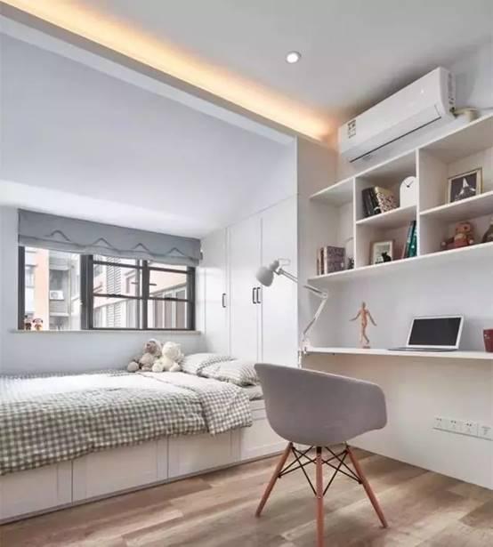 榻榻米+柜子+书桌=绝配,新房一定要这样装!