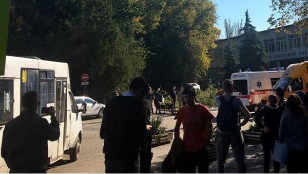 克里米亚校园爆炸系恐袭 遇难人数升至18人