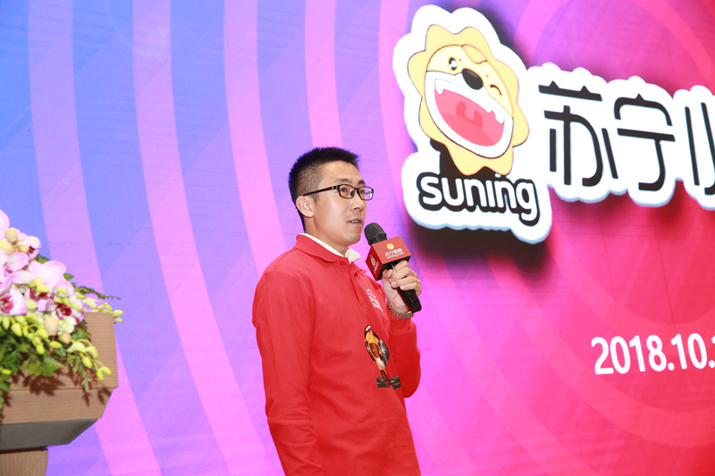 """沪上苏宁小店发布""""百米冲刺计划""""  强势打通社区最后""""100米"""""""