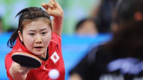 日本乒乓球运动员福原爱宣布退役:5岁第一次来中国练球