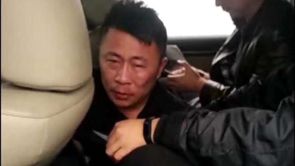 大庆市看守所在押人员刘文忠利用律师会见逃脱 被抓获
