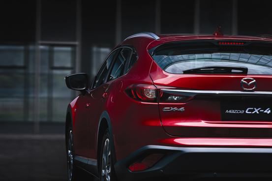 一汽马自达CX-4拟加推全新2.5L入门车型