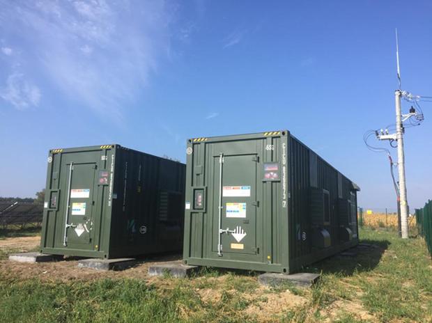 比亚迪在波兰首个电池储能项目上线运营