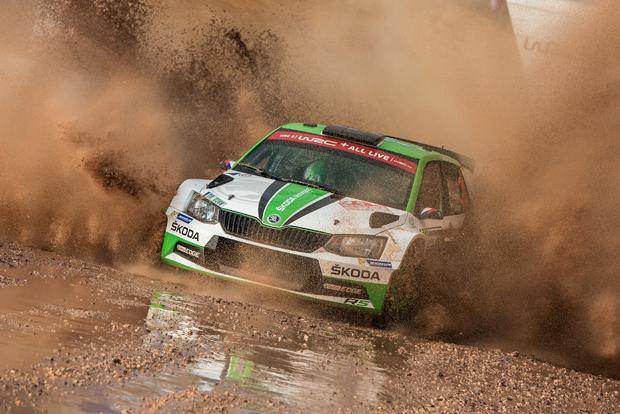 斯柯达晶锐R5成为2018 WRC 2最成功车型