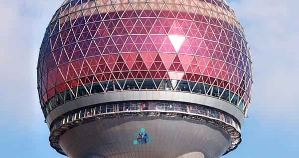 1950亿像素上海超级全景