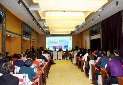 欢迎侬来阜宁旅游,今天金沙湖成功在上海举行旅游招商推介会