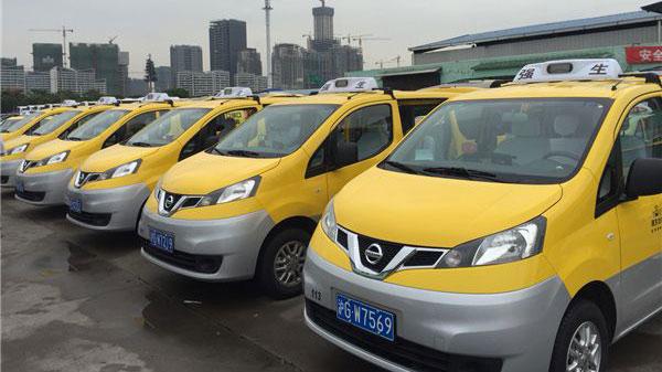 全市率先!上海强生出租今起告别所有桑塔纳车型