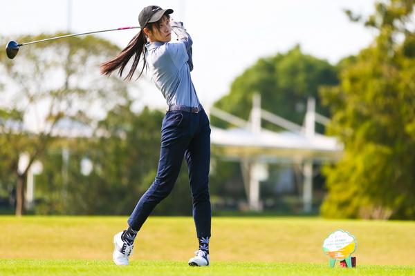 上海市第十六届运动会高尔夫球比赛圆满收杆