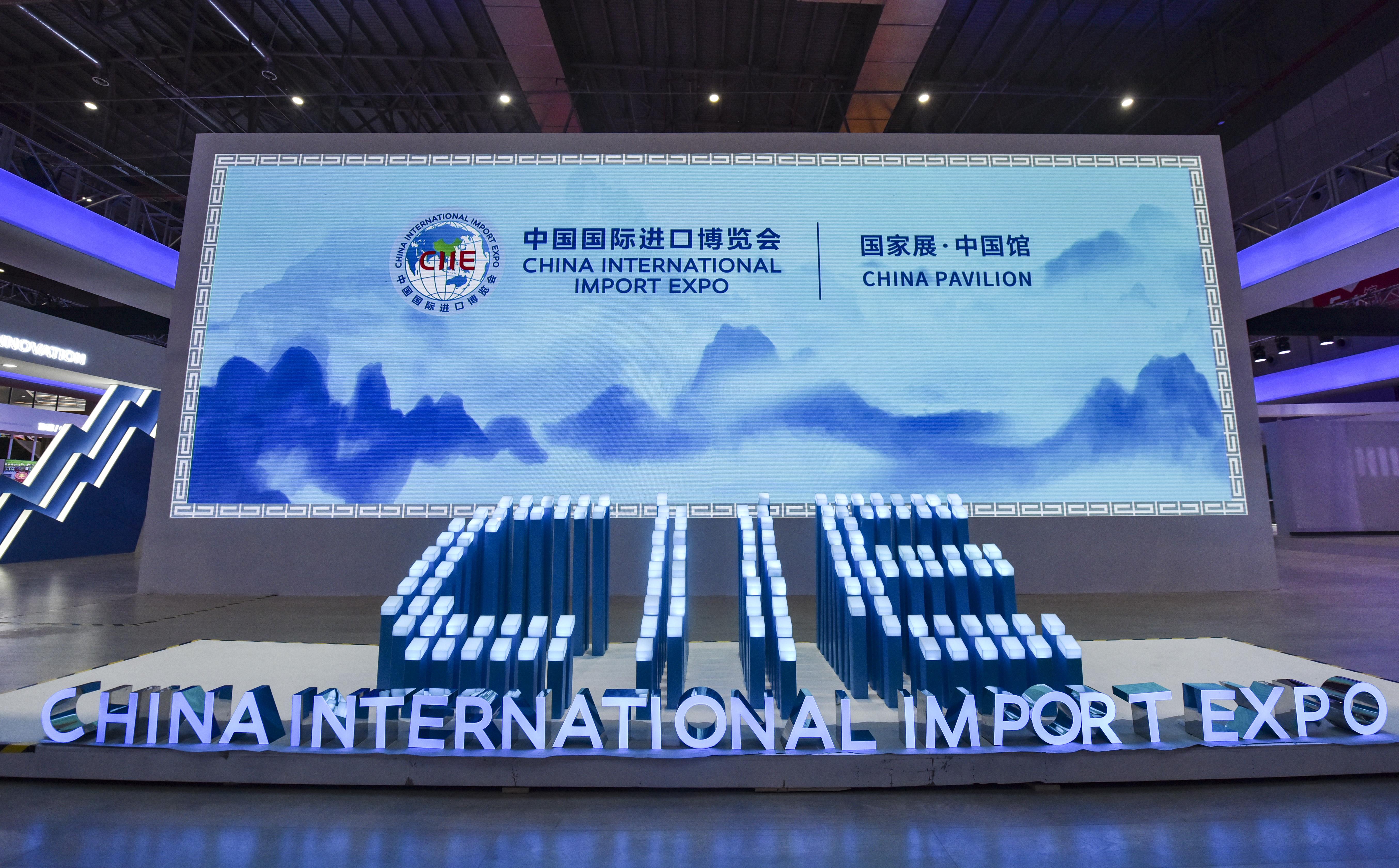 7+1不一般 | 国家展:中国馆展示改革开放巨大成就