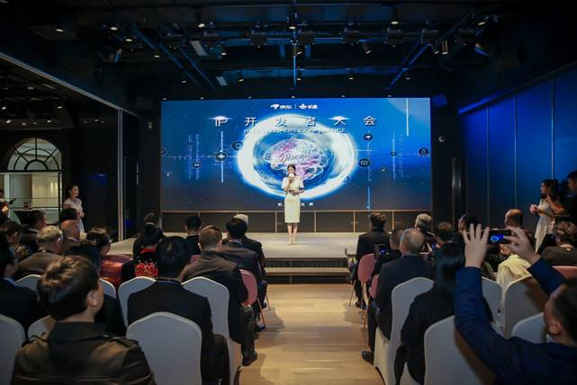 首届IP开发者大会在沪举行机遇空间特创IP MALL理念