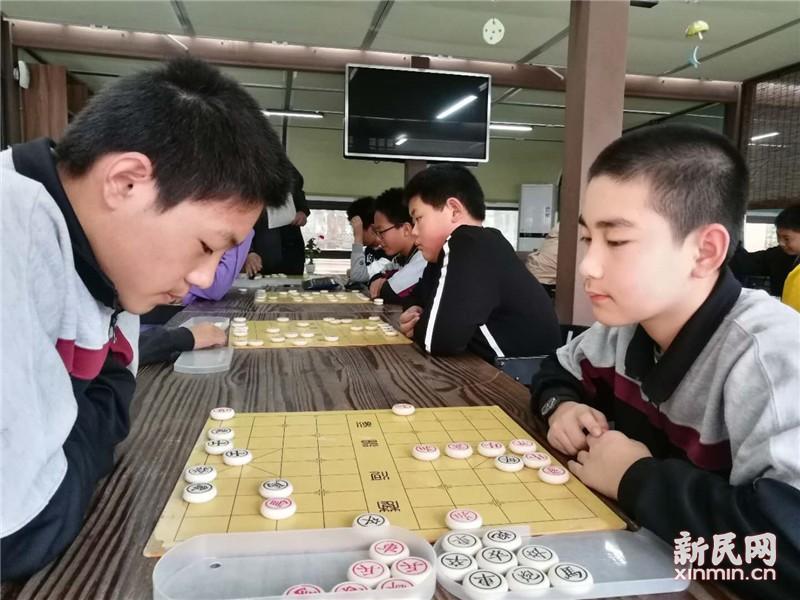 """钱圩中学2018学年 """"乐淘园""""学校少年宫开班啦"""