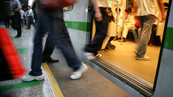 进博会明天起客流或将增多 轨交乘客进离场怎么走更快?