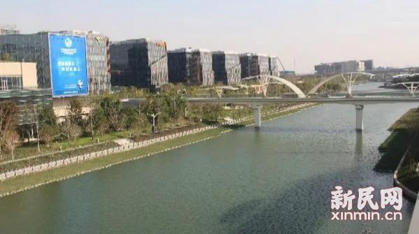 闵行区全国水生态文明城市创建试点技术验收通过