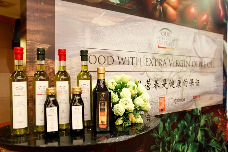"""""""太极""""计划上海新闻发布会丨橄榄油""""意大利制造""""对橄榄油市场乱象说""""不"""""""
