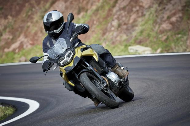 全新BMW F 750 GS摩托车将中国首发