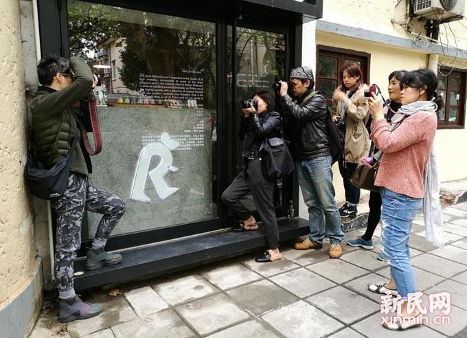 金秋徐汇洋溢摄影艺术氛围——徐汇区文化局与IG映界影像艺术馆联手