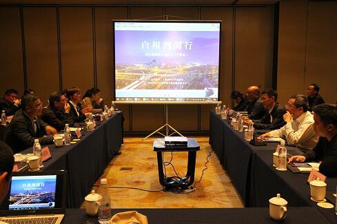 闵行区旅游局组团赴浙江三地开展旅游推介交流会