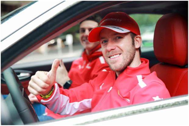 阿尔法·罗密欧鼎力支持法拉利AF Corse车队参加WEC上海6小时赛