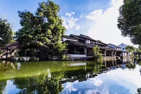 黎里古镇叩响上海旅业市场大门