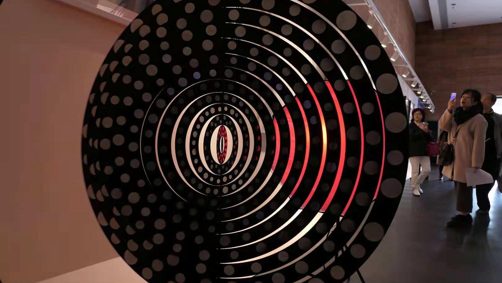 187件(组)秘色瓷在故宫博物院展出