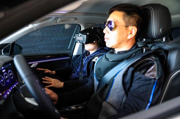 """大众进口汽车联手诺亦腾打造""""汽车+VR""""跨界合作"""