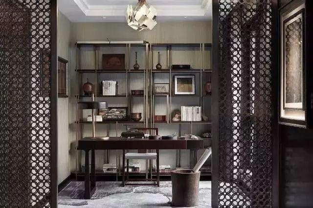 家里没书房?40款书房设计让你爱不释手!