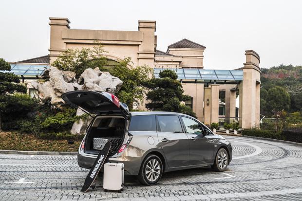 车联无限 智行在线 试驾2019款别克GL6/英朗/阅朗超级互联版
