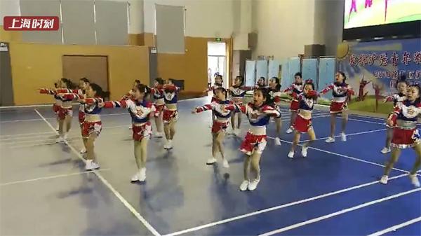 视频 | 校园大自然快乐操展现青少年朝气