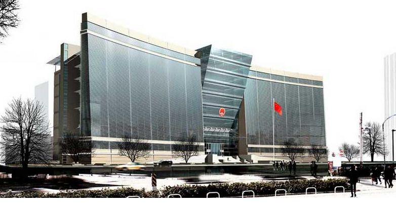 上海高院小京东法官宪法宣誓