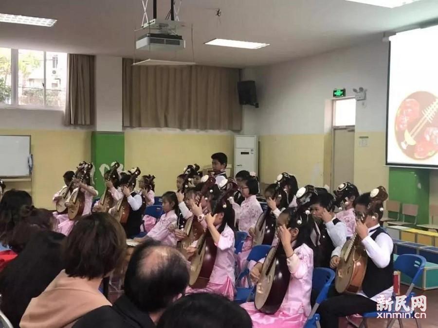 金沙江路小学:基于标准 优化课堂 快乐学习