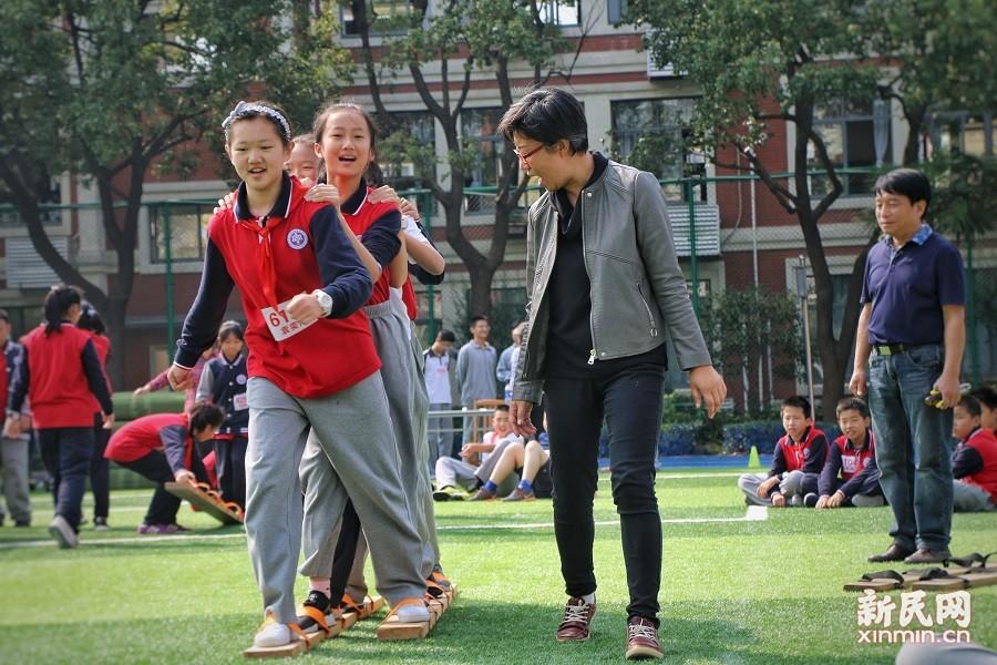 上海市梅陇中学:我们的运动 我们的精彩