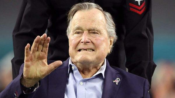 美国前总统老布什去世 享年94岁