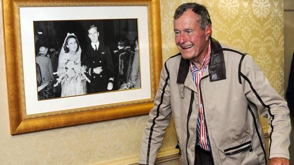美国前总统老布什逝世享年94岁 任上曾经历海湾战争