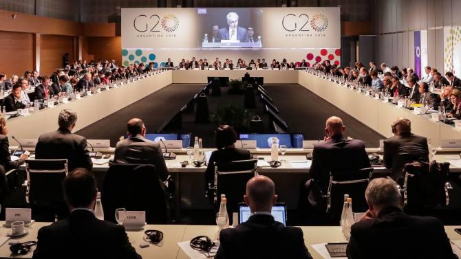 G20的愿景与中国企业的角色