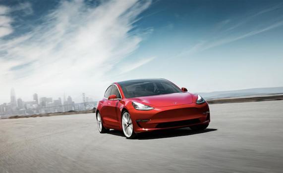 特斯拉Model 3高性能版专属赛道模式发布